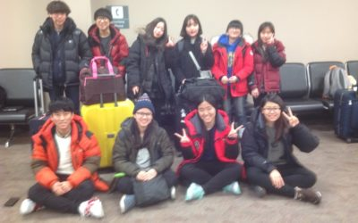 Press Invited to Meet Our Student Group from As an, South Korea